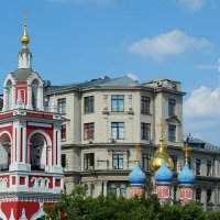 Москва, Зарядье :: Зинаида Каширина