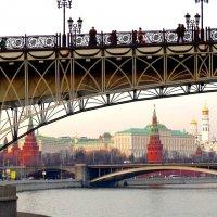 Ажурный мост :: Елен@Ёлочка К.Е.Т.