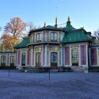 Китайский павильон Drottningholm Стокгольм :: Swetlana V