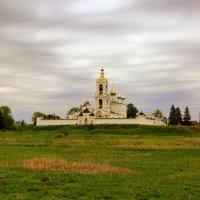 Мужской монастырь Животворящего Креста Господня :: Юрий Моченов