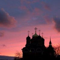 вечерняя Москва ( без цветокоррекции) :: Nara Nakhshkarian