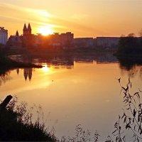 На закате дня :: Геннадий Худолеев