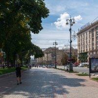 Киев, Крещатик. :: Виктор Иванович