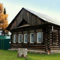 Старинный дом :: Нэля Лысенко