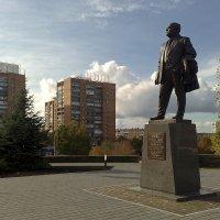 Памятник Д.И.Козлову. Самара :: MILAV V