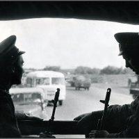 Алма-Ата. Учебка. 1987г. Фото с моих старых плёнок. :: Олег Курочкин