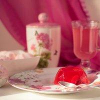 Розовый завтрак :: Ирина