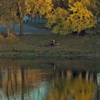 Забыть про осень и влюбиться :: Владимир Безгрешнов