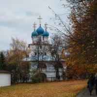 Храм Иконы Казанской Божьей Матери :: Nyusha