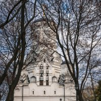 Храм Усекновения Главы Иоанна Предтечи :: Nyusha