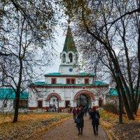 Осенняя прогулка :: Nyusha