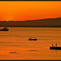 Селфи на закате. :: Vadim WadimS67