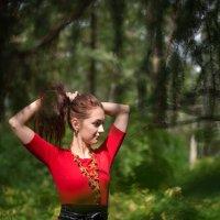 В лесу :: Александра Крючкова