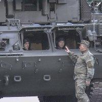 Армия РФ. Перед парадом. :: Игорь Олегович Кравченко
