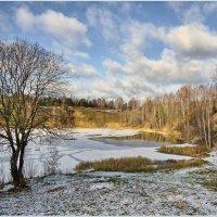 Первый снег :: Татьяна repbyf49 Кузина