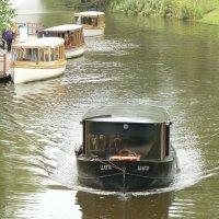Водный транспорт Риги :: Иван Семин