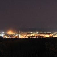 Ночной город :: Алла Новикова (Качуро)