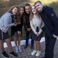 Будущие студенты из Лицея :: Евгений