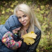 Осенний портрет :: Светлана marokkanka