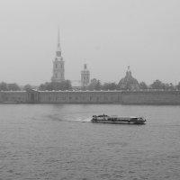 последний катер. :: Андрей Иванов