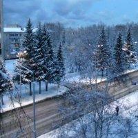 Раннее утро . Сибирь . :: Мила Бовкун