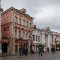 Нижний Новгород. Два дома на Большой Покровской, 4 и 4 а :: Алексей Шаповалов Стерх