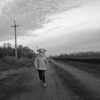 Вдоль по дороге... :: Serdechko (Лариса) Кальнина