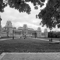 Осень в парке ... :: Лариса Корж