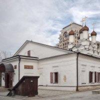 Никольская церковь в Голутвине :: anderson2706