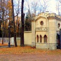 Красносельские (Слоновьи) ворота, Ал. парк ЦС - 2 :: Сергей