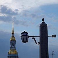 Колокольня Никольского собора (Санкт-Петербург) :: Ольга И