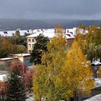 Зима, однако, к нам пришла :: Зинаида Каширина