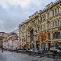 Кузнецкий мост :: Сергей Лындин