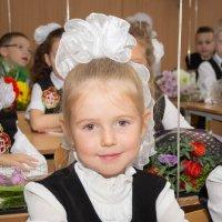 Первый раз в первый класс! :: Олег Кошкаров