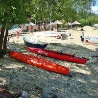 Лодки на берегу :: Лидия (naum.lidiya)
