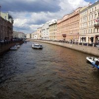 С-Петербург.Набережная р.Мойки. :: Жанна Викторовна