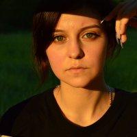 Серьезность ей к лицу :: Evelina Tyutneva