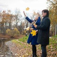 Золотая осень :: Филипп Махов