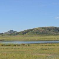 Озеро Улыколь...Каркаралы... :: Георгиевич