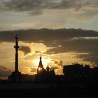 На закате :: Anna Ivanova