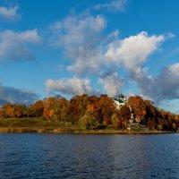 Рождества Пресвятой Богородицы Снетогорский монастырь :: Виктор Желенговский