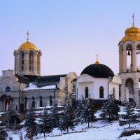 Свято-Георгиевский женский монастырь :: Александр Богатырёв