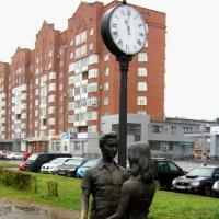 Влюблённые часов не наблюдают :: Дмитрий Арсеньев