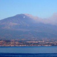 Вулкан Этна. :: Валерьян Запорожченко