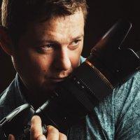 Мой автопортрет :: Сергей Воробьев