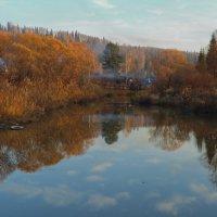 Осенний вечер :: Нина северянка