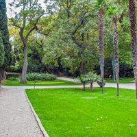Парк в Мисхоре :: Варвара