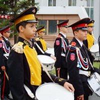 Барабанщики :: Вик Токарев