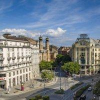 Будапешт. С балкона хостела... :: Владимир Новиков