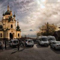 Храм Воскресения Христова. Форос. :: Анна Пугач
